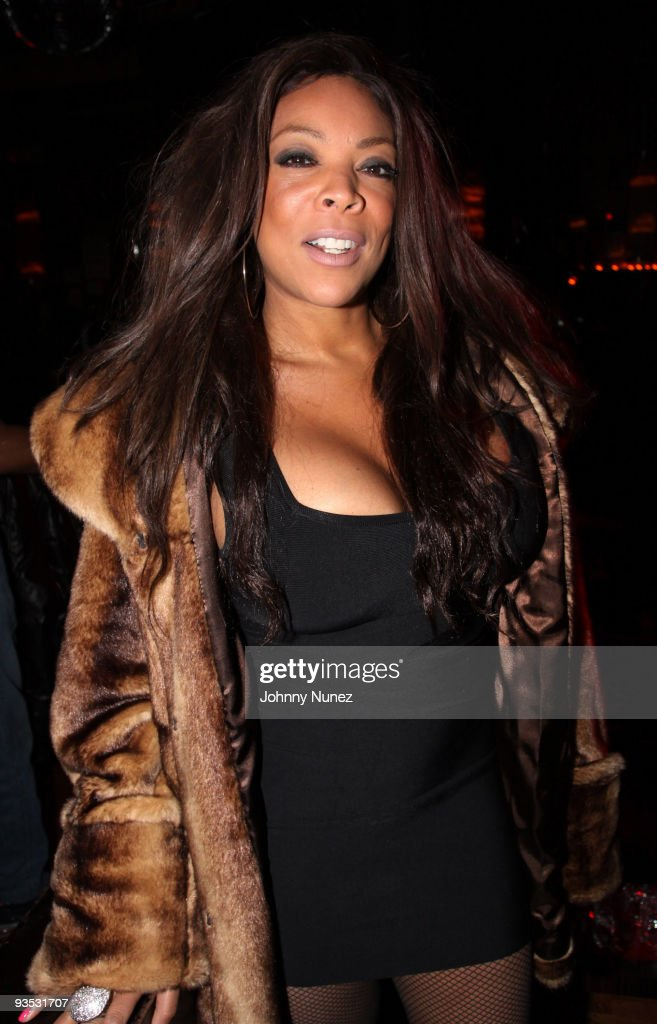 Wendy Williams attends Sari Baez's Birthday celebration at Marquee on November 30, 2009 in New York City.