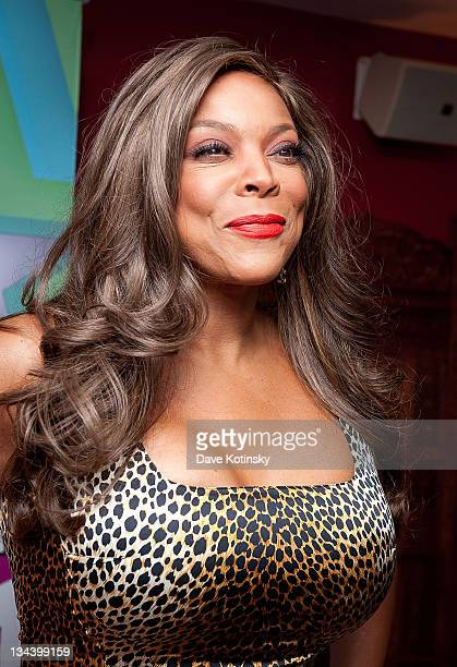 Wendy Williams attends the 2011 BET Networks Upfront at the Best Buy Theater on April 20 2011 in New York City