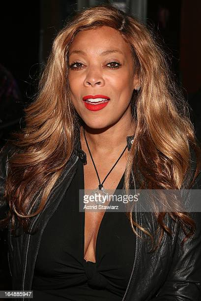 Wendy Williams attends the Bailey House 30th Anniversary Auction & Gala at Pier Sixty at Chelsea Piers on March 28, 2013 in New York City.