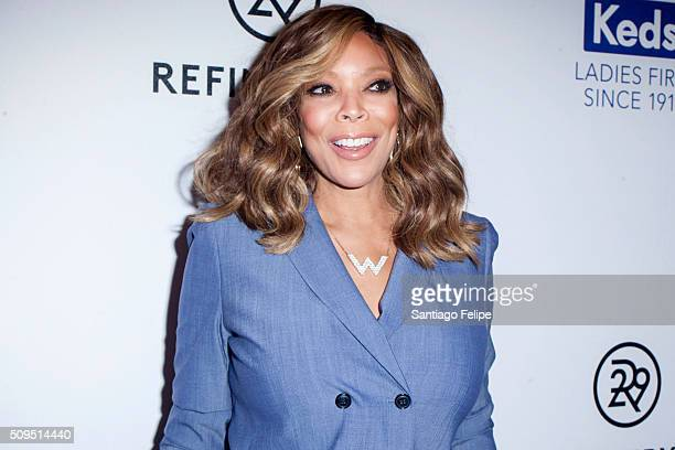 Wendy Williams attends the Keds Centennial Celebration at Center548 on February 10 2016 in New York City