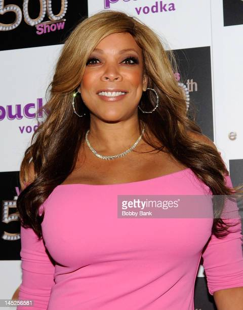 Wendy Williams attends The Wendy Williams Show 500th episode celebration at Element on May 24 2012 in New York City