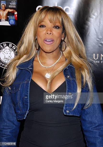 Wendy Williams during Sean 'Diddy' Combs Hosts a Black Party to Celebrate His Vibe Magazine Cover and the Upcoming Release of His Album 'Press Play'...