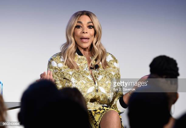 Wendy Williams speaks onstage at Vulture Festival Presented By ATT ASK WENDY WILLIAMS at Milk Studios on May 19 2018 in New York City