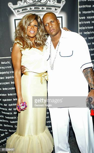 Wendy Williams with Kevin Hunter