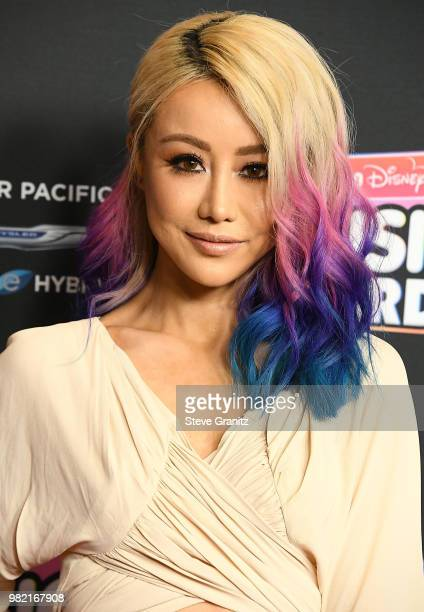 Wengie arrives at the 2018 Radio Disney Music Awards at Loews Hollywood Hotel on June 22 2018 in Hollywood California