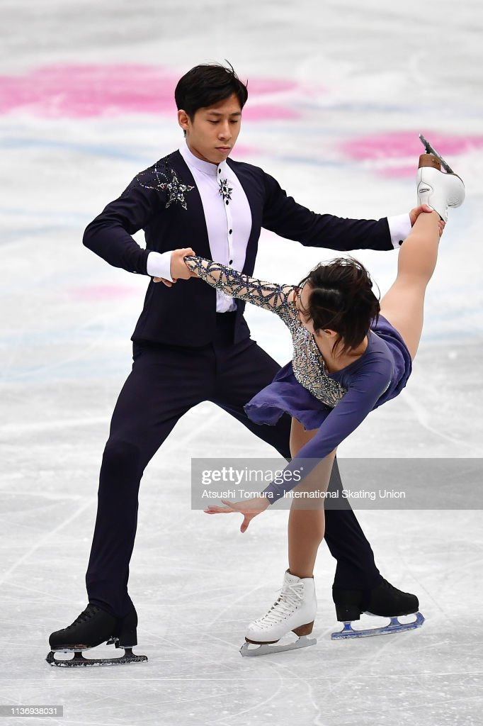 JPN: 2019 ISU World Figure Skating Championships Saitama