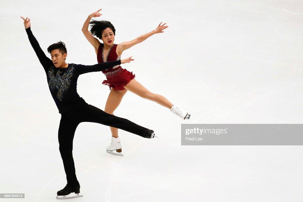 ISU Grand Prix Of Figure Skating - Day 1