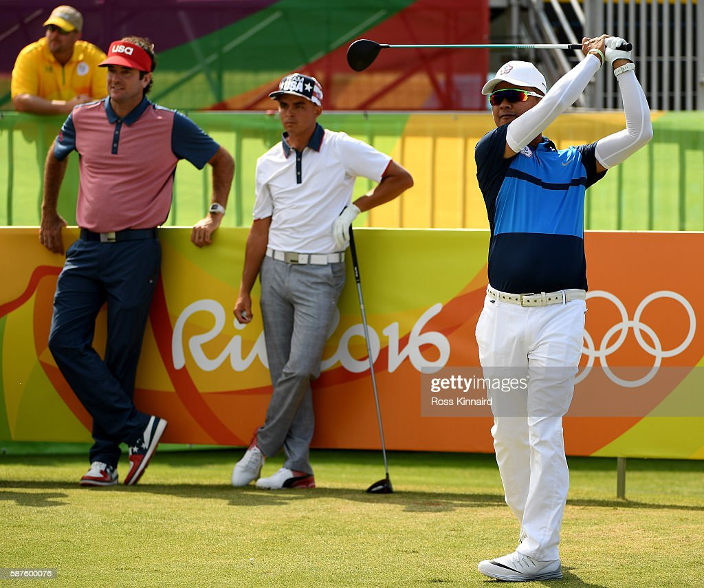 Golf Previews - Olympics: Day 4