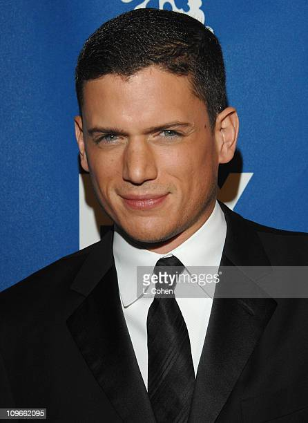 Wentworth Miller during The Fox All-Star Winter 2007 TCA Press Tour Party - Red Carpet and Inside at Villa Sorriso in Pasadena, California, United...