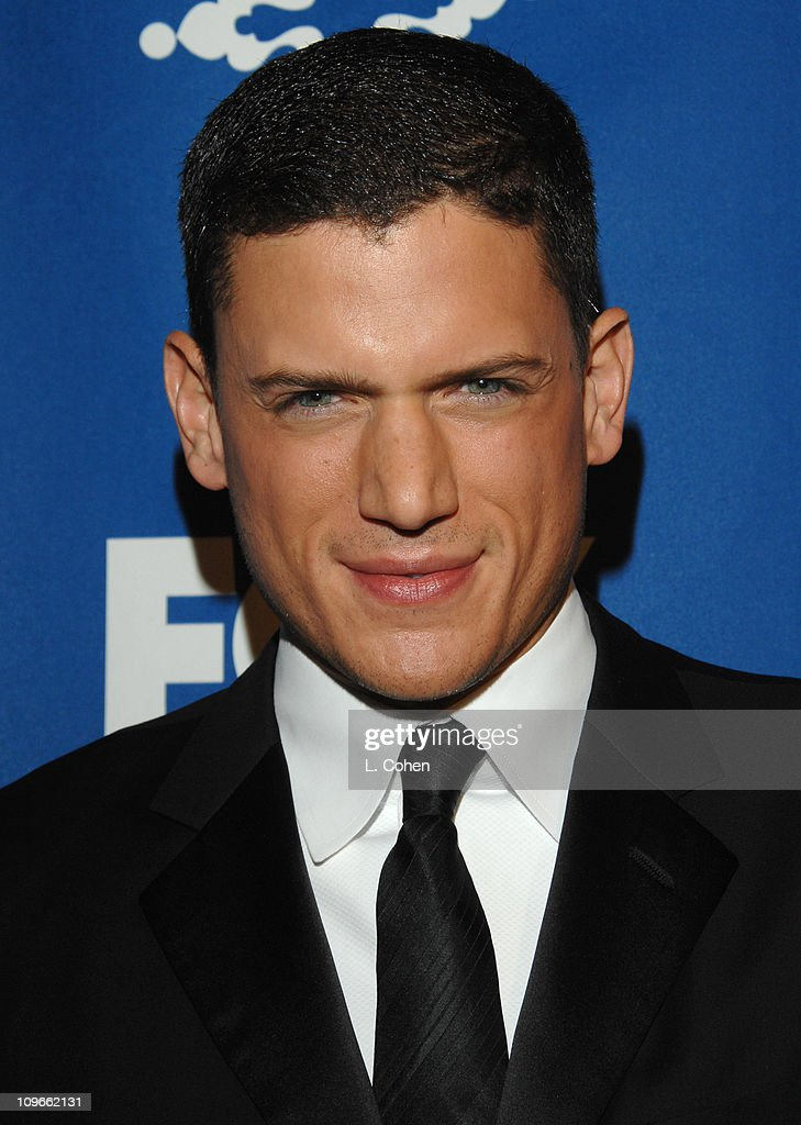 Wentworth Miller during The Fox All-Star Winter 2007 TCA Press Tour