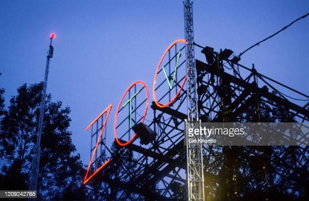 Werchter Festival Grounds, Werchter, Belgium, 29 May 1993.