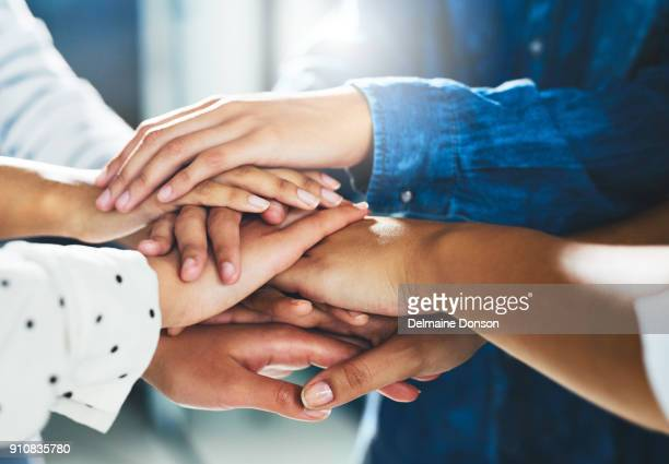 we're a lot more powerful when we stand together - unity stock pictures, royalty-free photos & images