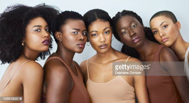 we're all born beautiful - women's rights stock pictures, royalty-free photos & images
