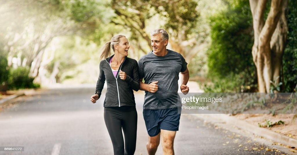 We're always looking for new ways to bond : Stock Photo