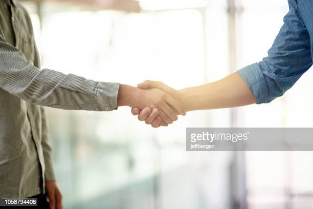 we're going to achieve great things together! - handshake stock pictures, royalty-free photos & images