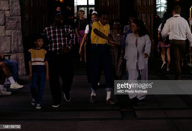 MATTERS We're Going to Disney World Airdate April 28 1995 BRYTON