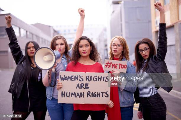 we're here to take back our rights - me too social movement stock pictures, royalty-free photos & images