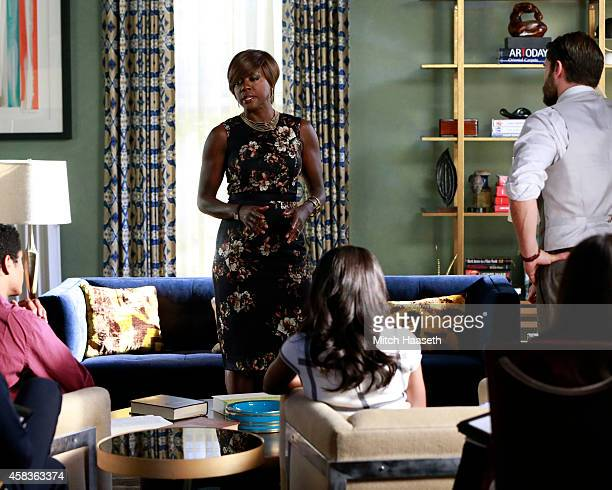 MURDER 'We're Not Friends' Annalise takes on a tough case defending a minor who fatally shoots his police officer father Meanwhile Annalise and Sam...