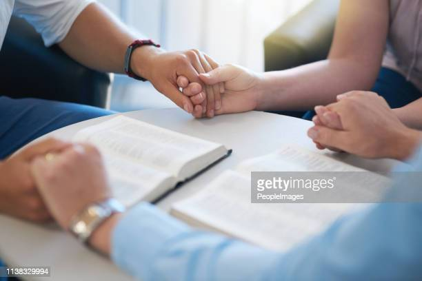 We're strengthening our team through prayer