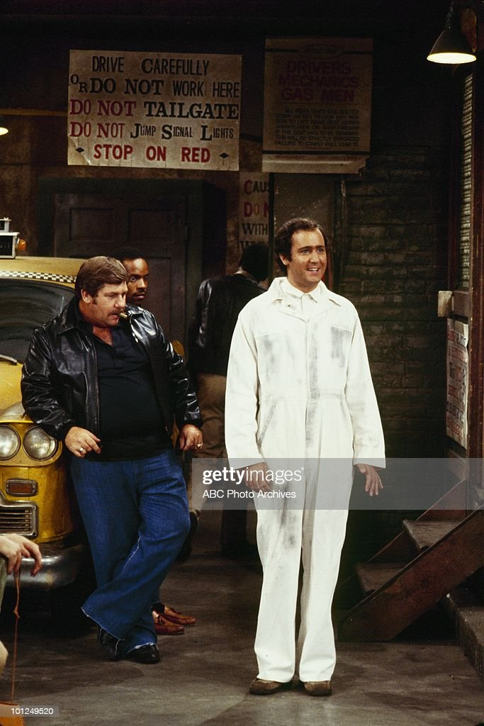 TAXI - 'Werefore Art Thou, Bobby?' - Airdate October 16, 1979. (Photo by ABC Photo Archives/ABC via Getty Images) ANDY