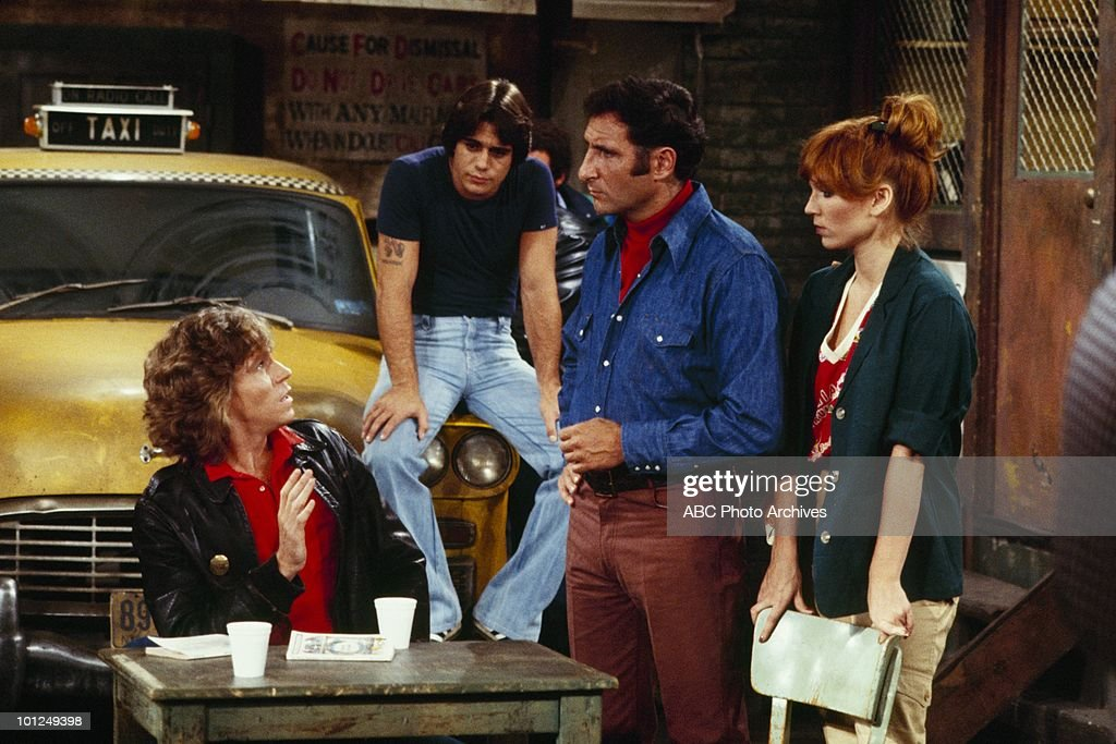 TAXI - 'Werefore Art Thou, Bobby?' - Airdate October 16, 1979. (Photo by ABC Photo Archives/ABC via Getty Images) JEFF