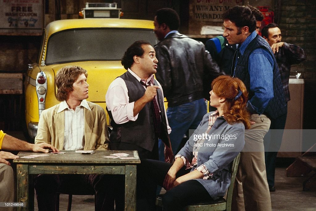 TAXI - 'Werefore Art Thou, Bobby?' - Airdate October 16, 1979. (Photo by ABC Photo Archives/ABC via Getty Images) MICHAEL
