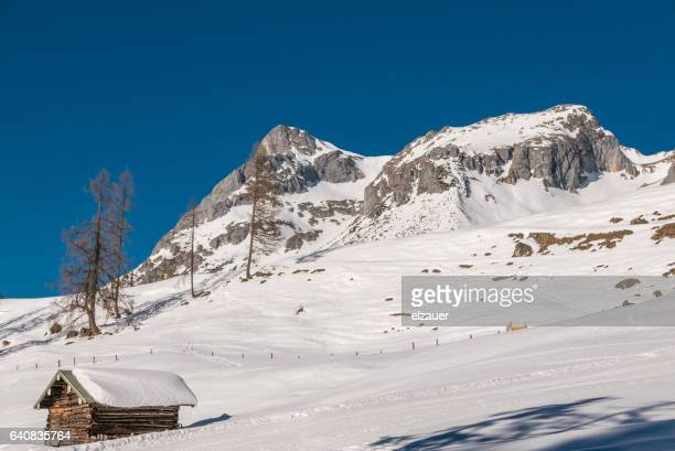 Werfenweng ski area.