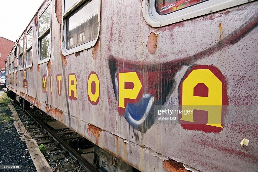Berliner Eisenbahnfreunde Pictures Getty Images