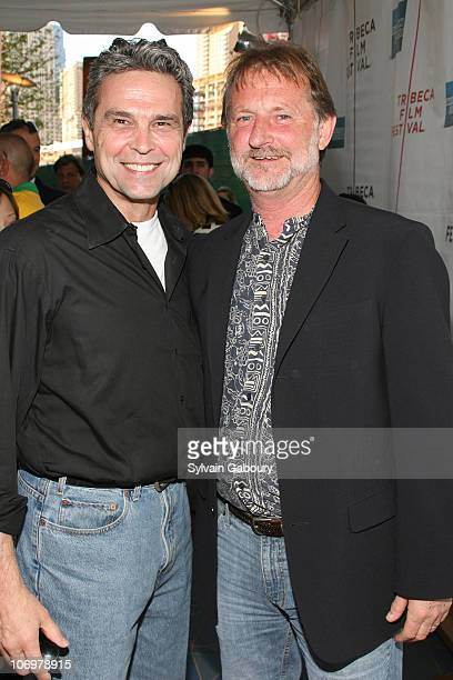 """Werner Roth and Bobby Smith during The Tribeca Film Festival screening of Miramax Films' """"Once In A Lifetime: The Extraordinary Story Of The New York..."""