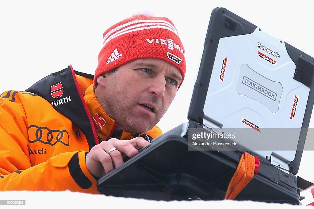 Four Hills Tournament - Garmisch Partenkirchen Day 3 : News Photo