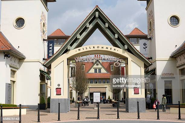 Wertheim Village Outlet Center, Deutschland.