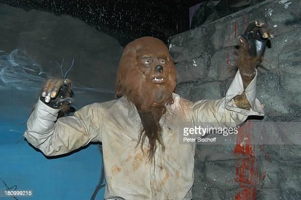 Werwolf Wax Museum Wachsfigur Los Angeles LA Kalifornien Californien USA Amerika Nordamerika Reise Hollywood Monster Schauspieler Promis Prominenter...