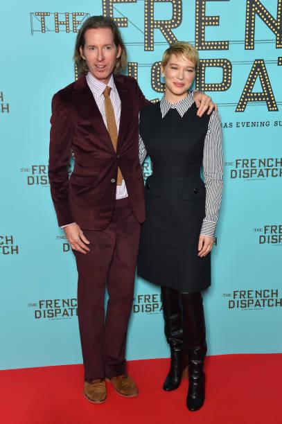 "FRA: ""The French Dispatch"" - Paris Gala Screening At Cinema UGC Normandie"