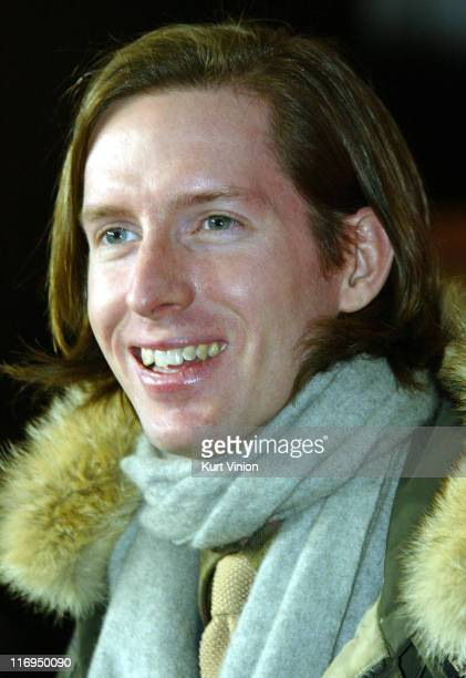 Wes Anderson during 55th Berlin International Film Festival 'The Life Aquatic with Steve Zissou' Photocall at Berlin in Berlin Germany