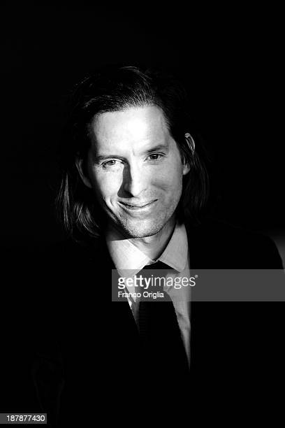 Wes Anderson on the red carpet during The 8th Rome Film Festival at Auditorium Parco Della Musica on November 13 2013 in Rome Italy