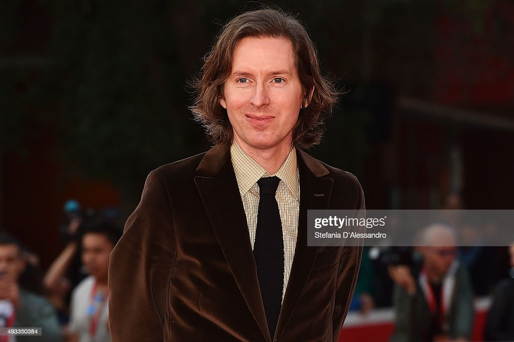 Wes Anderson And Donna Tartt Red Carpet  - The 10th Rome Film Fest : News Photo