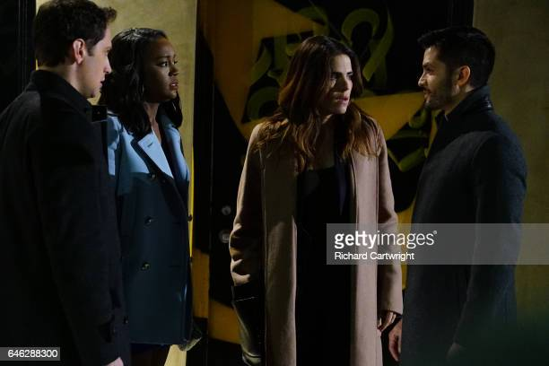 MURDER 'Wes' Annalise and the Keating 4 test the limits of how far they'll go to save themselves while the chilling details from the night of the...