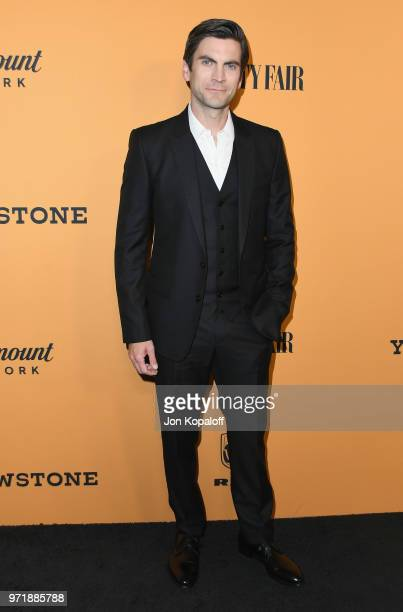 Wes Bentley attends the premiere of Paramount Pictures' 'Yellowstone' at Paramount Studios on June 11 2018 in Hollywood California