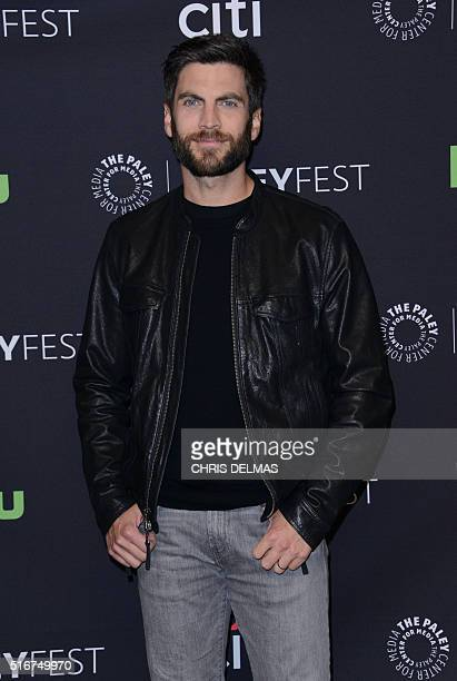 Wes Bentley attends the The 33rd annual PaleyFest Los Angeles hosted by The Paley Center for Media celebrating 'American Horror Story Hotel' in...
