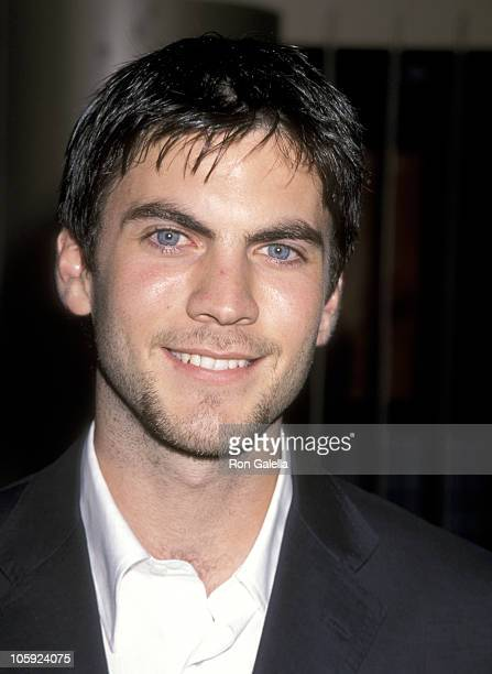 Wes Bentley during 'American Beauty' Industry Screening September 8 1999 at Egyptian Theater in Hollywood California United States