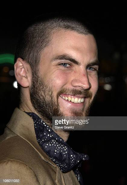 Wes Bentley during 'The Four Feathers' Premiere Los Angeles at Mann Village Theatre in Westwood California United States