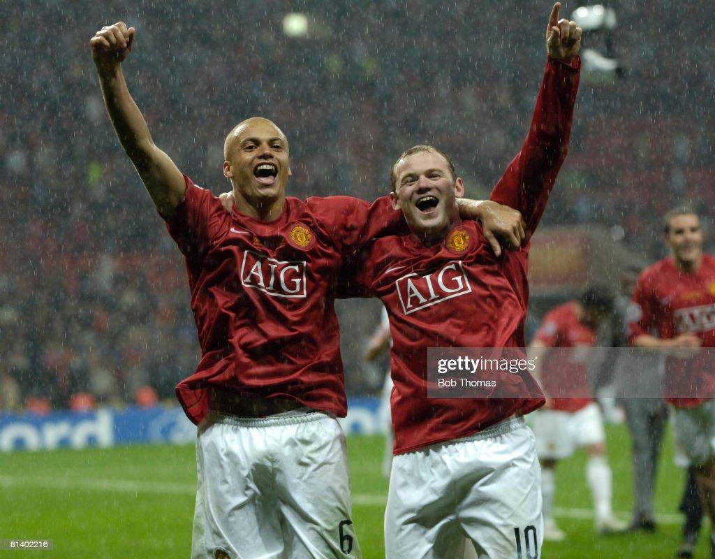 UEFA Champions League Final Moscow 2008 : News Photo