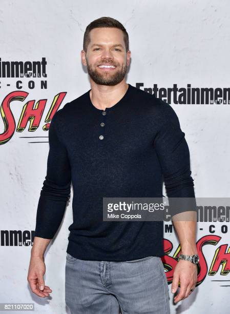 Wes Chatham at Entertainment Weekly's annual ComicCon party in celebration of ComicCon 2017 at Float at Hard Rock Hotel San Diego on July 22 2017 in...
