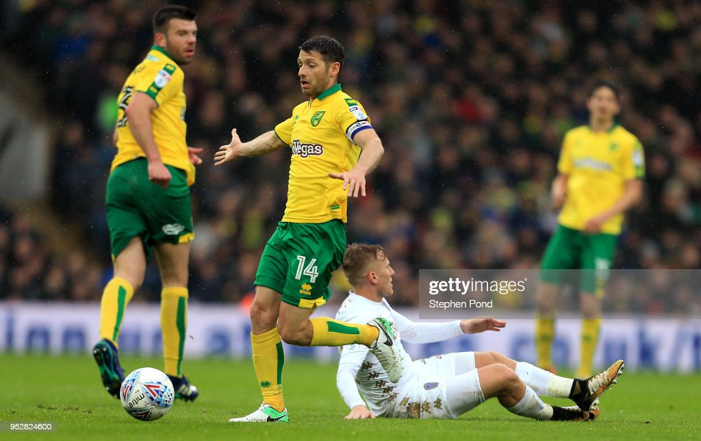 Norwich City v Leeds United - Sky Bet Championship