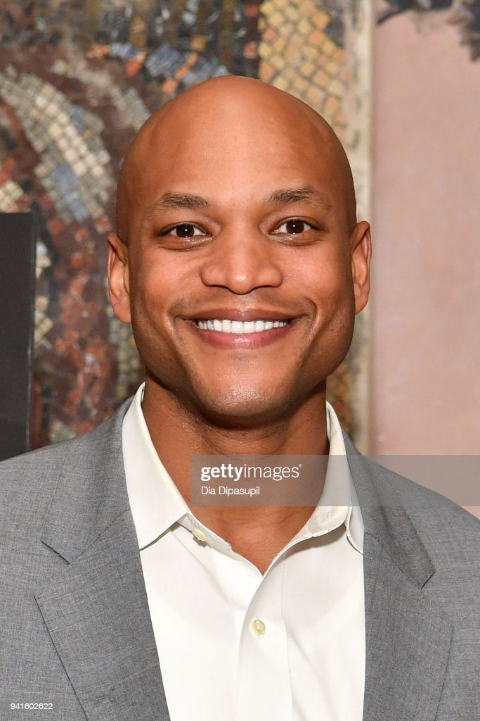 Wes Moore attends the 'Vice' Season 6 Premiere at the Whitby Hotel on April 3, 2018 in New York City.