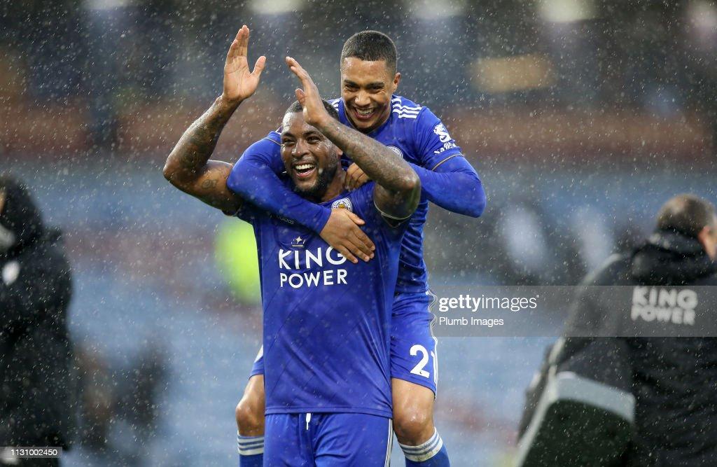 Burnley FC v Leicester City - Premier League : News Photo