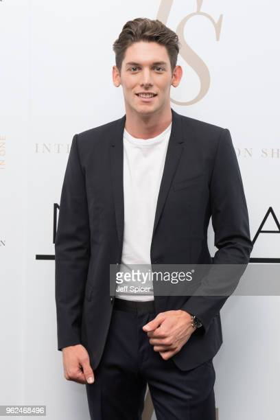 Wes Myron attends the inaugural International Fashion Show at Rosewood Hotel on May 25 2018 in London England