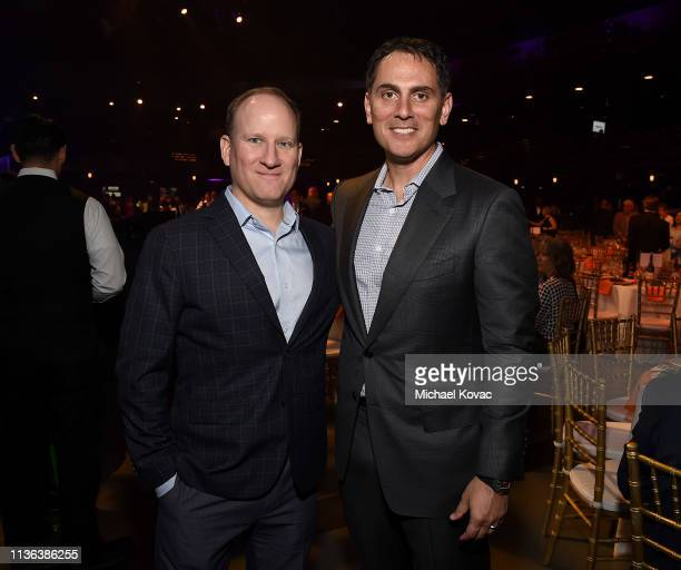 Wes Sechrest Chief Scientist and CEO Global Wildlife Conservation and Brian Sheth CoFounder and President Vista Equity Partners and Board Chair...