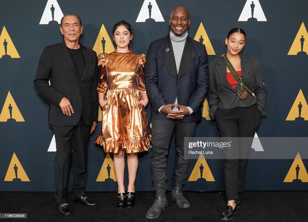Academy Nicholl Fellowships Screenwriting Awards : News Photo