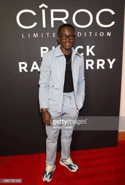 Wes Wuzgood Armstrong attends the ZEUS New Series Premiere Party X CIROC Black Raspberry on October 19 2018 in Burbank California